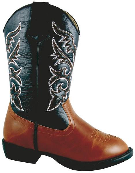 Smoky Mountain Kids Austin Lights Boots without Zipper