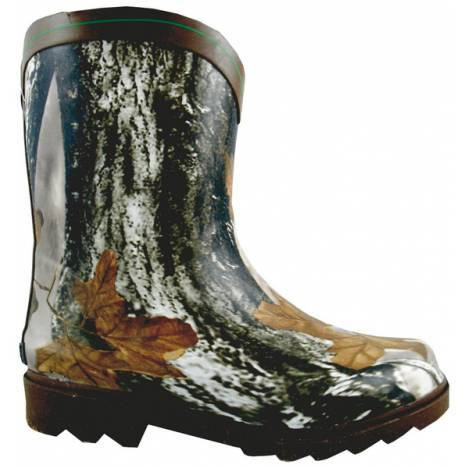 Smoky Mountain Youth Muddy River Rubber Boots