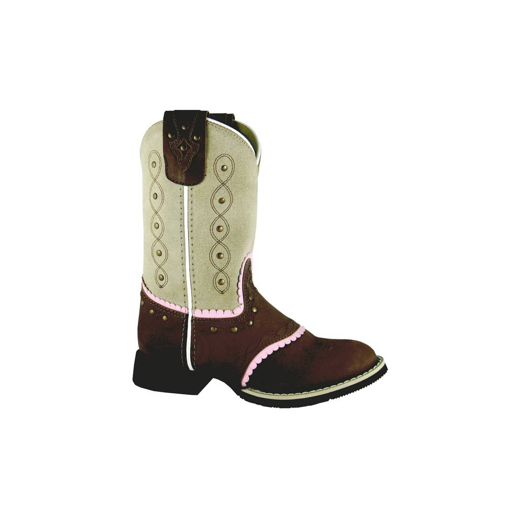 Smoky Mountain YouthTeen Ruby Belle Boots