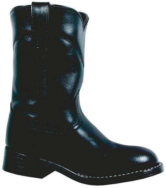 Smoky Mountain Youth/Teen Leather Roper Boots