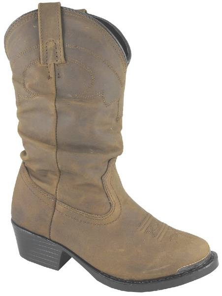 Smoky Mountain Youth Vista Slouch Boots
