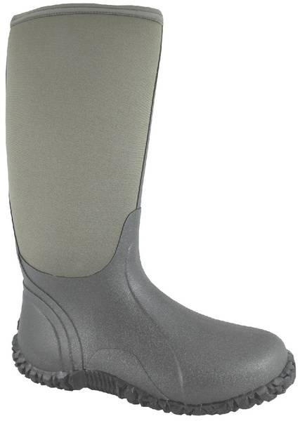 Smoky Boots Green Amphibian 15'' - Mens
