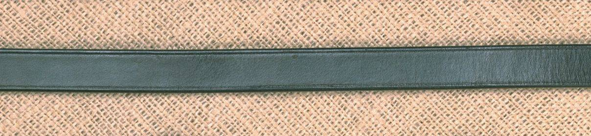 Stubben 5/8'' Plain Leather Reins