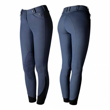 Tredstep Solo Competition Breeches - Ladies, Knee Patch