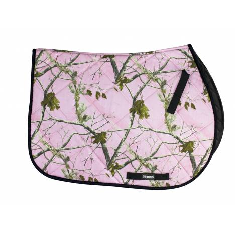 Perris Real Tree All Purpose Quilted Saddle Pad