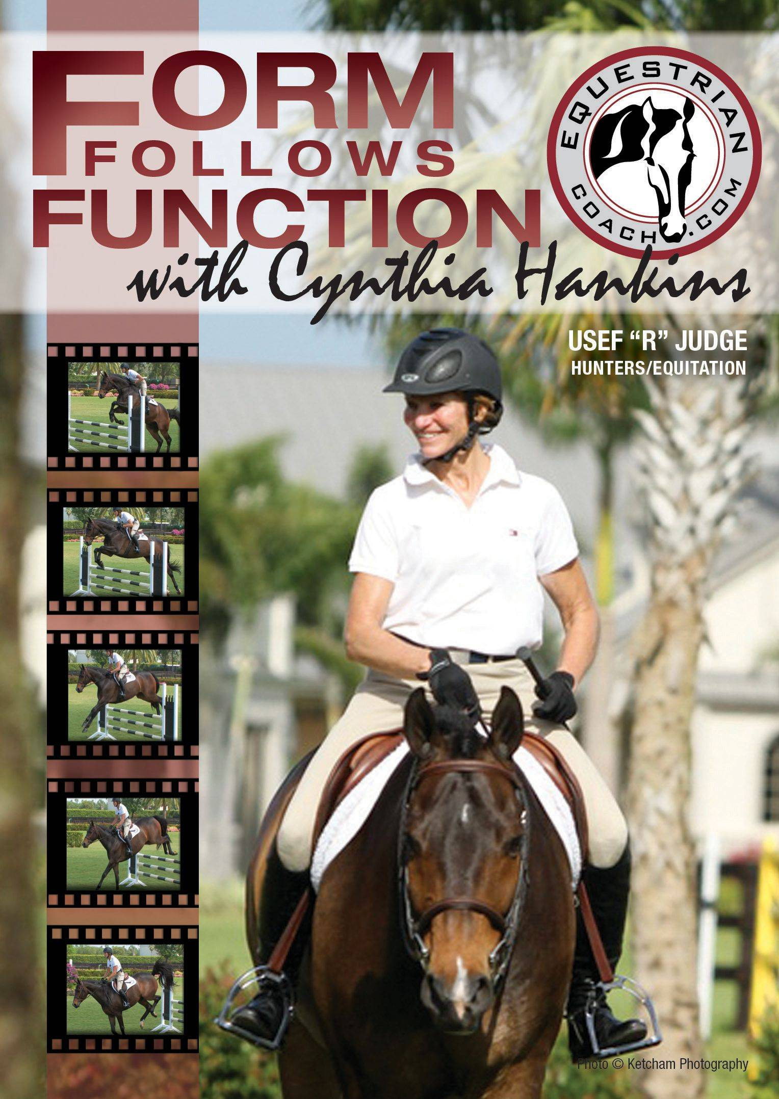 Form Follows Function DVD with Cythnthai Hankins