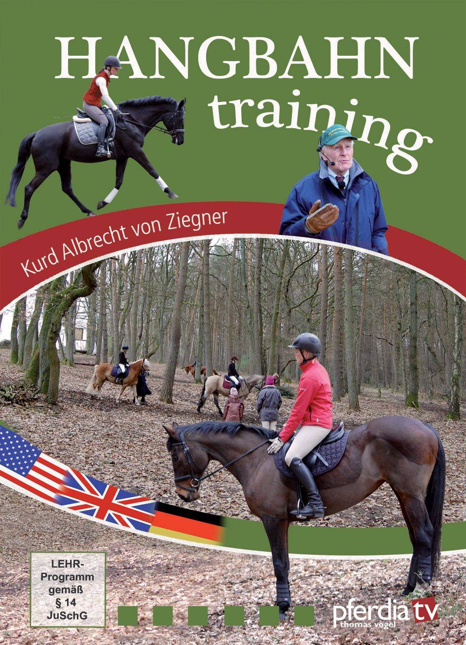 Hangbahn Training DVD with Kurt Albrecht von Ziegner