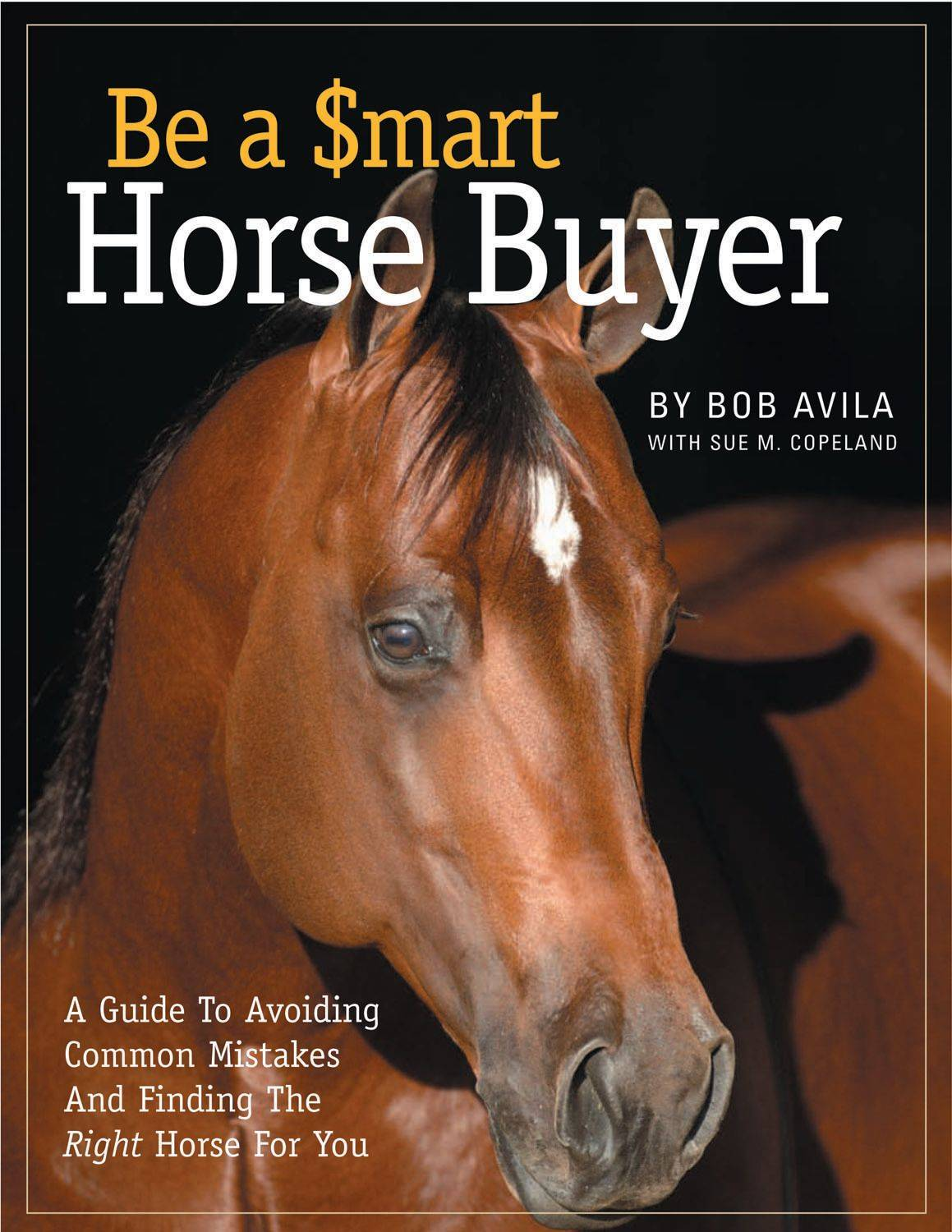 Be A Smart Horse Buyer by Bob Avila with S Copeland