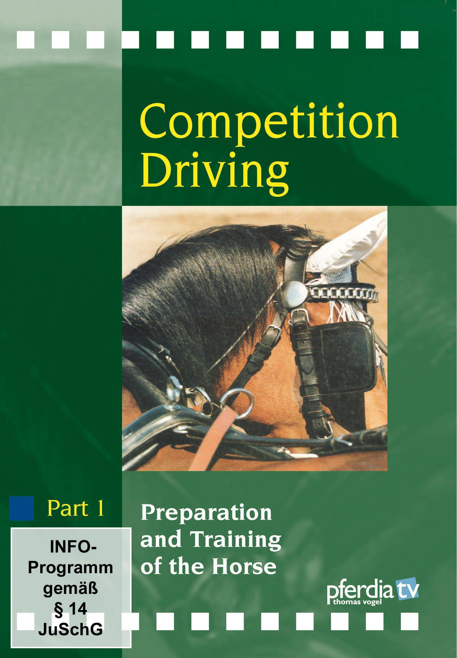 Competitive Driving Part 1 DVD with Frank Lutz