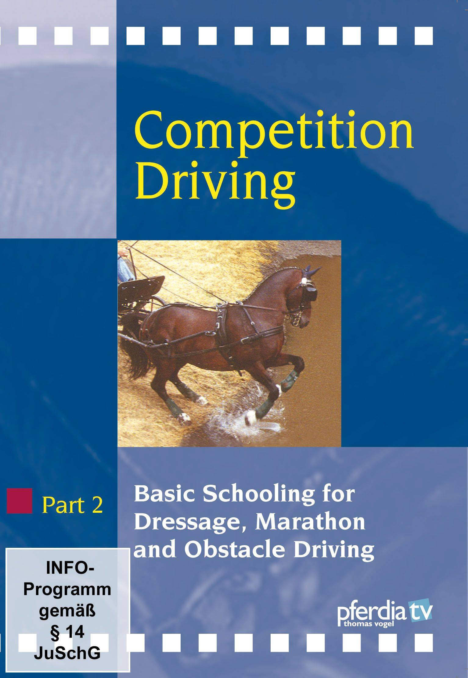 Competitive Driving Part 2 DVD with Frank Lutz
