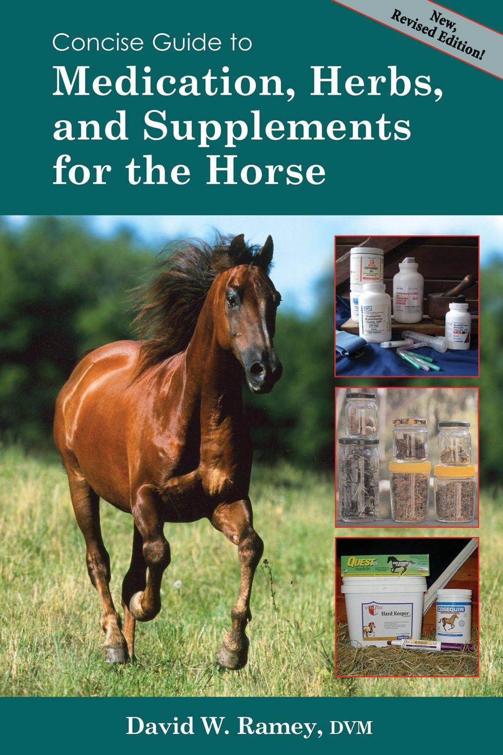 Concise Guide to Supplements & Medications - David Ramey DVM