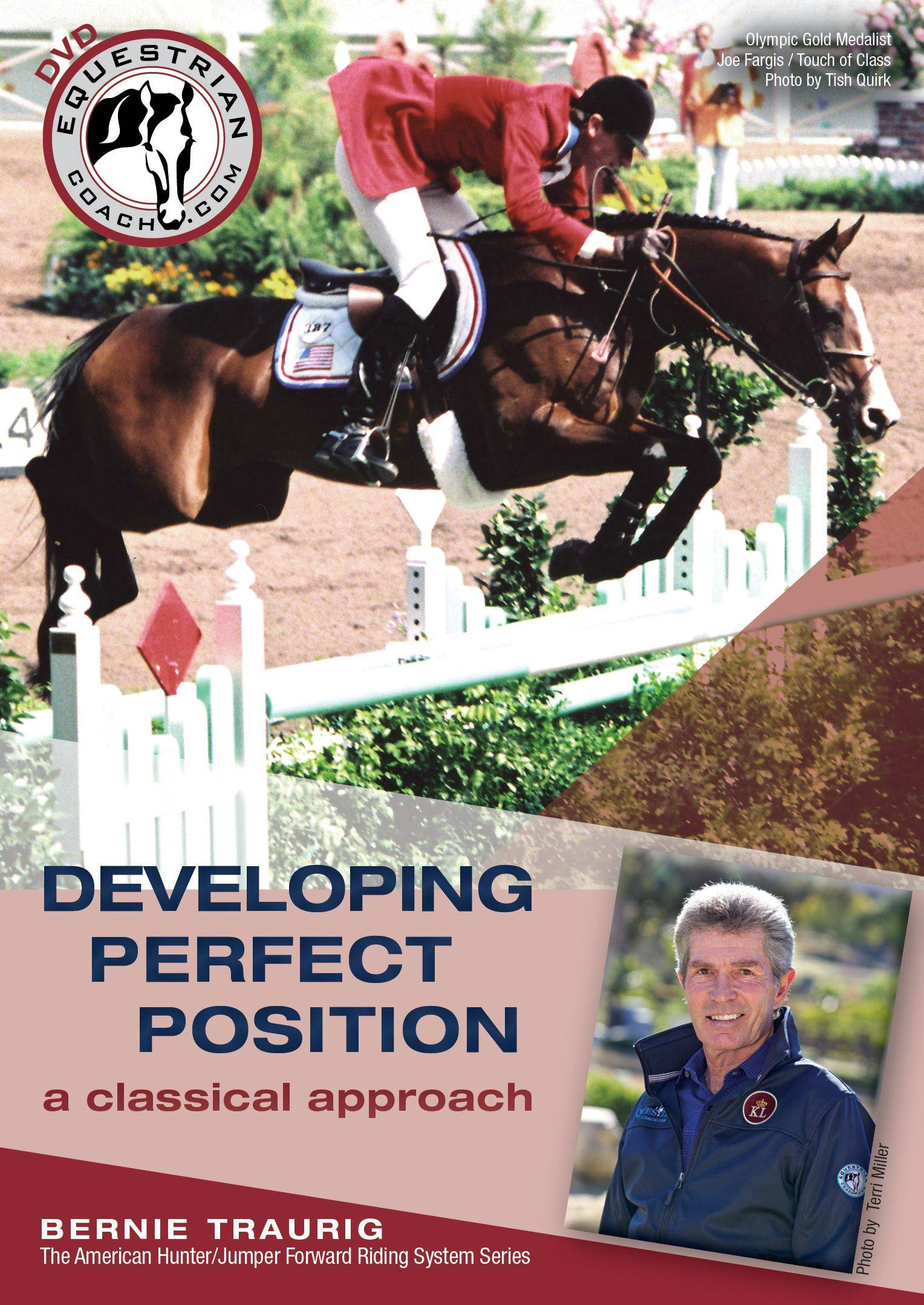 Developing Perfect Position DVD with Bernie Traurig