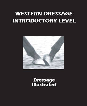 WDAA Intro Level-Wesetrn Dressage Tests-Dressage Illustrated
