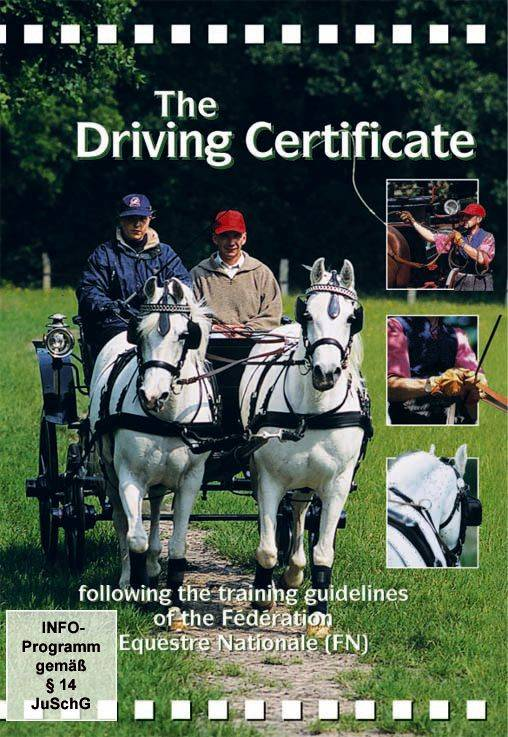 The Driving Certificate DVD - Frank Lutz