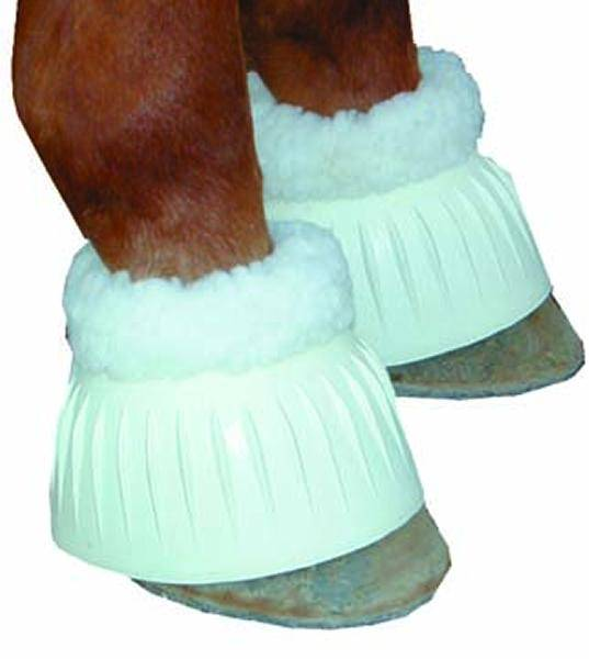 Fleece Top Bell Boots