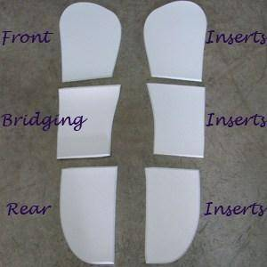 ThinLine Comfort Cotton Fitted Jumping Pad Inserts