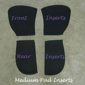ThinLine Trifecta with Fleece Pad Front Inserts
