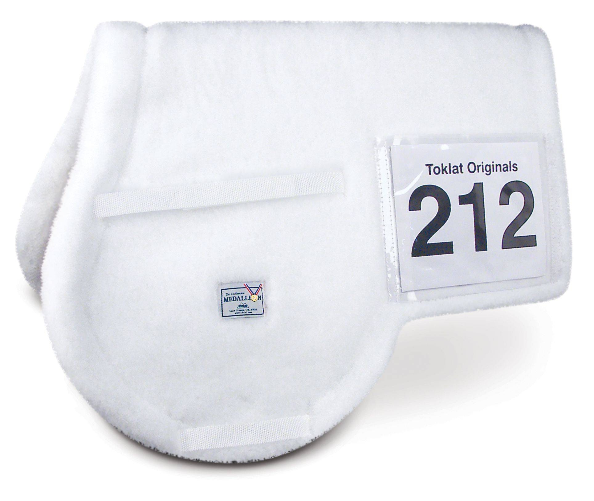 Medallion by Toklat All Purpose Competition Saddle Pad