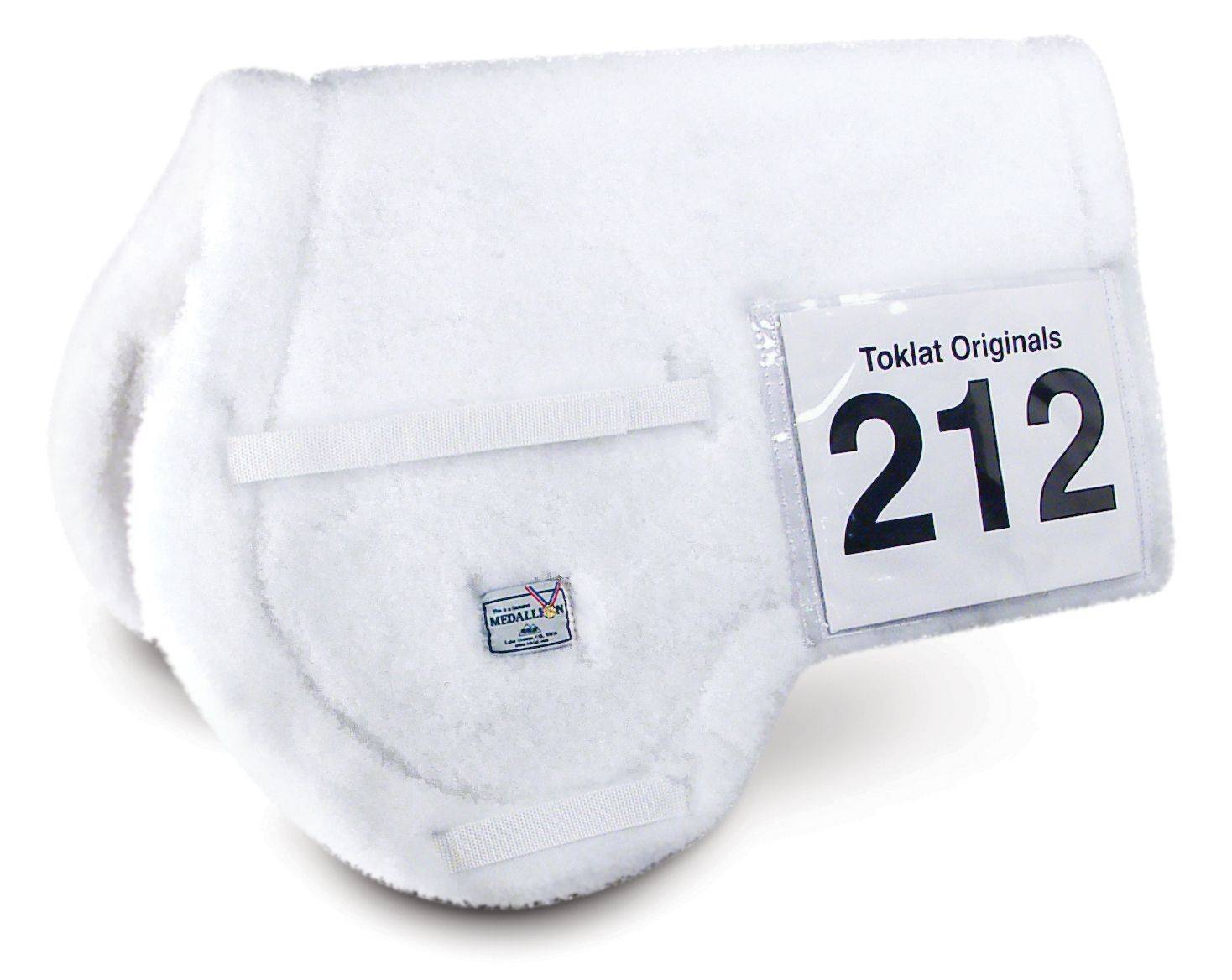 Medallion by Toklat Close Contact Competition Saddle Pad