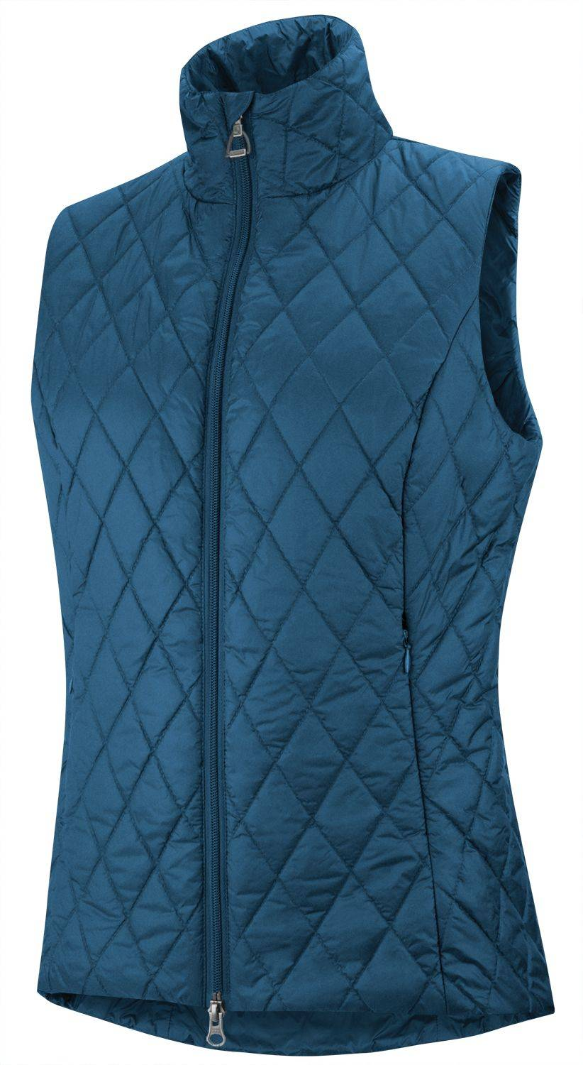 Irideon Harley Quilted Vest - Ladies