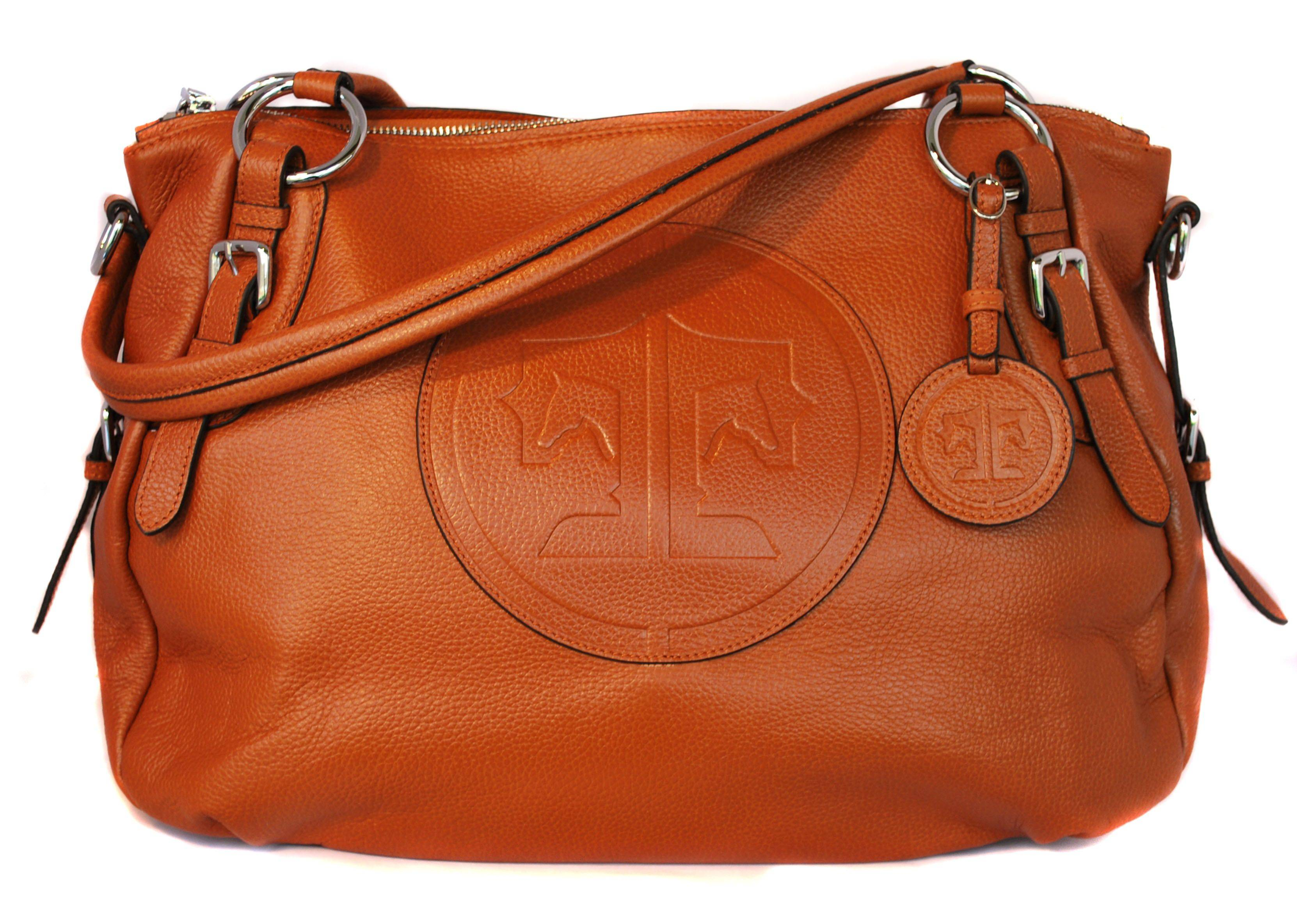 Tucker Tweed Lexington Purse - TT Signature