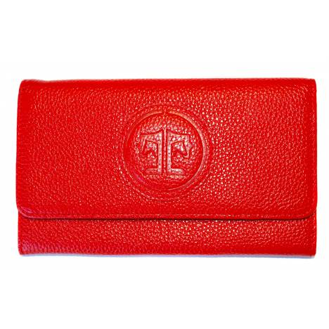 Tucker Tweed Wallet - TT Signature