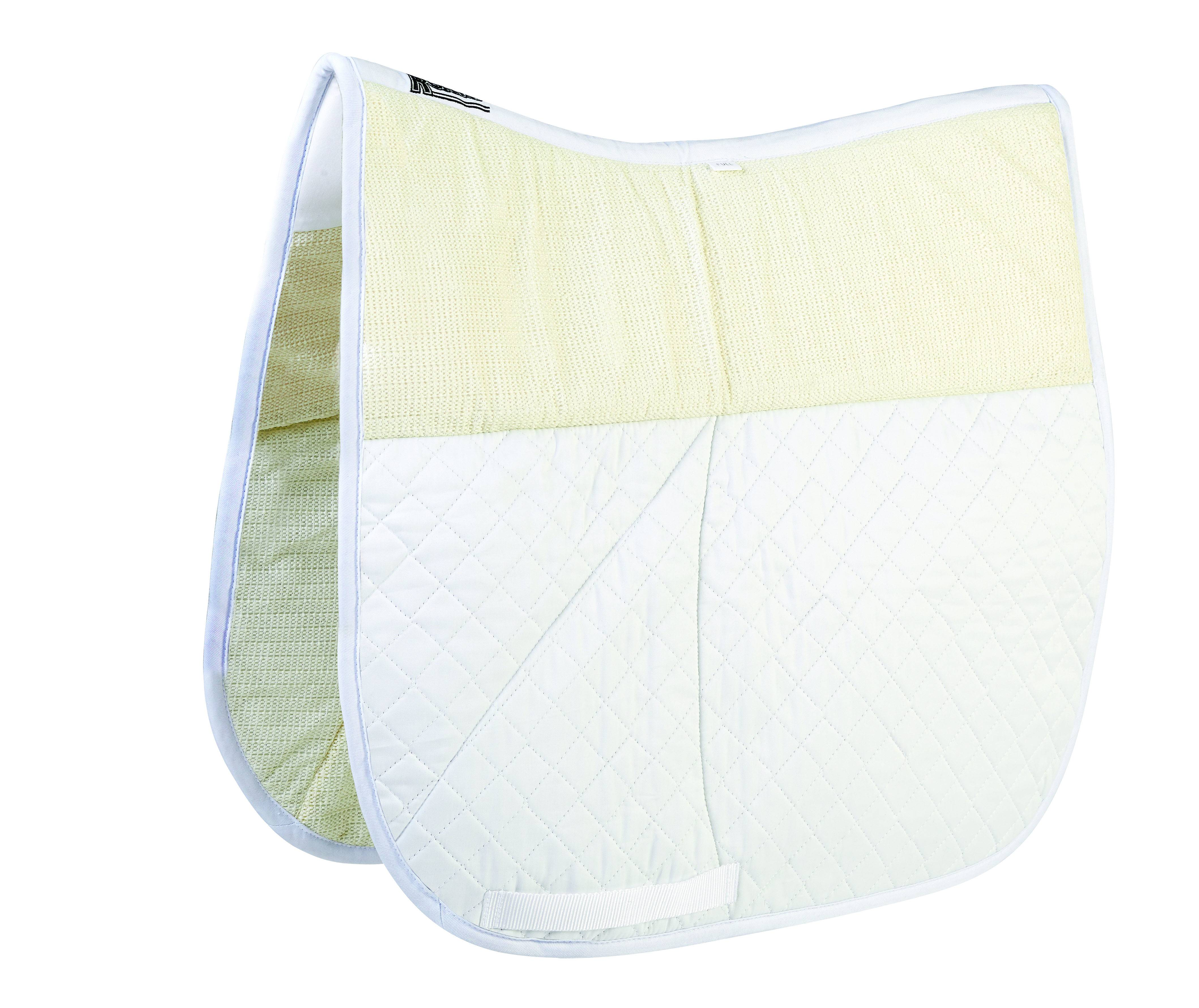 Roma Non-Slip Dressage Saddle Pad