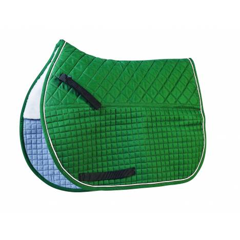 Roma Fleece Backed All Purpose Saddle Pad