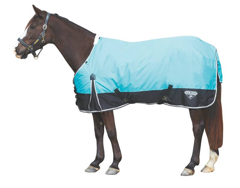 Saxon Standard Neck Lightweight Horse Turnout Blanket