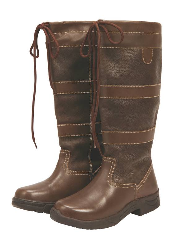 Saxon Ladies Country Boots