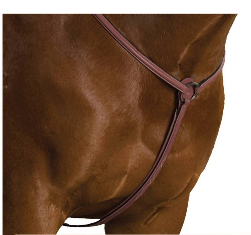 Collegiate Raised Padded Fancy Stitched Breastplate