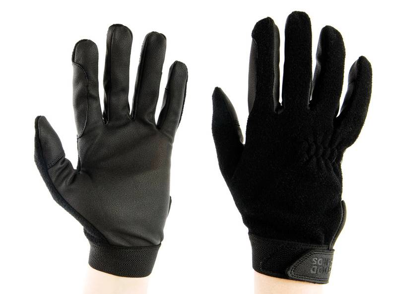 Dubiln Adult Everyday Fleece Grip Riding Gloves