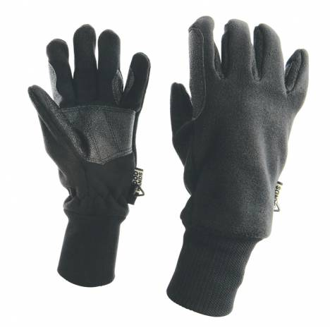 Dubiln Adult Everyday Polar Fleece Waterproof Riding Gloves