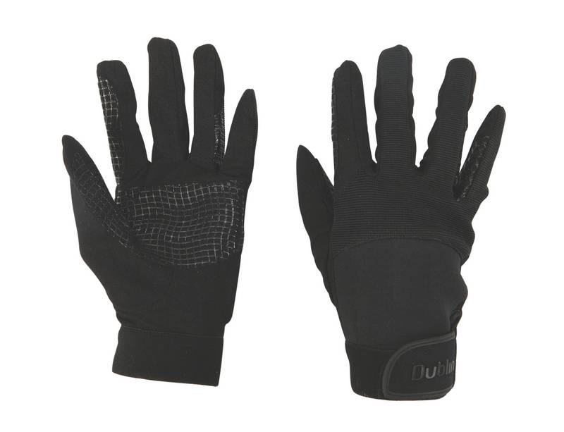 Dublin Ladies Cross Country Riding Gloves