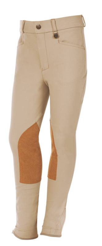 Dublin Kids Pytchley Adjustable Waist Riding Breeches