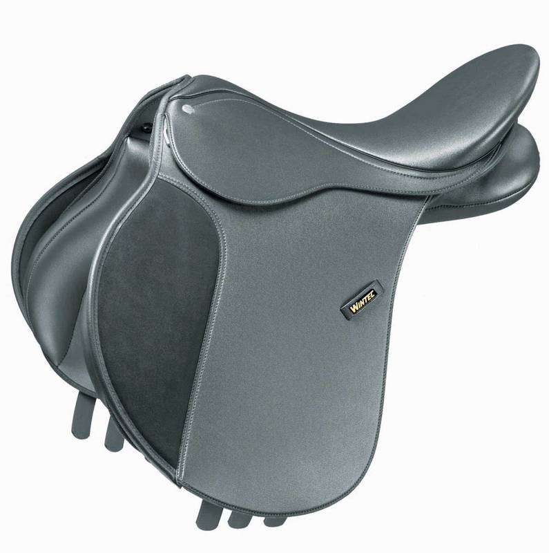 Wintec 250 All Purpose Pony Saddle with CAIR