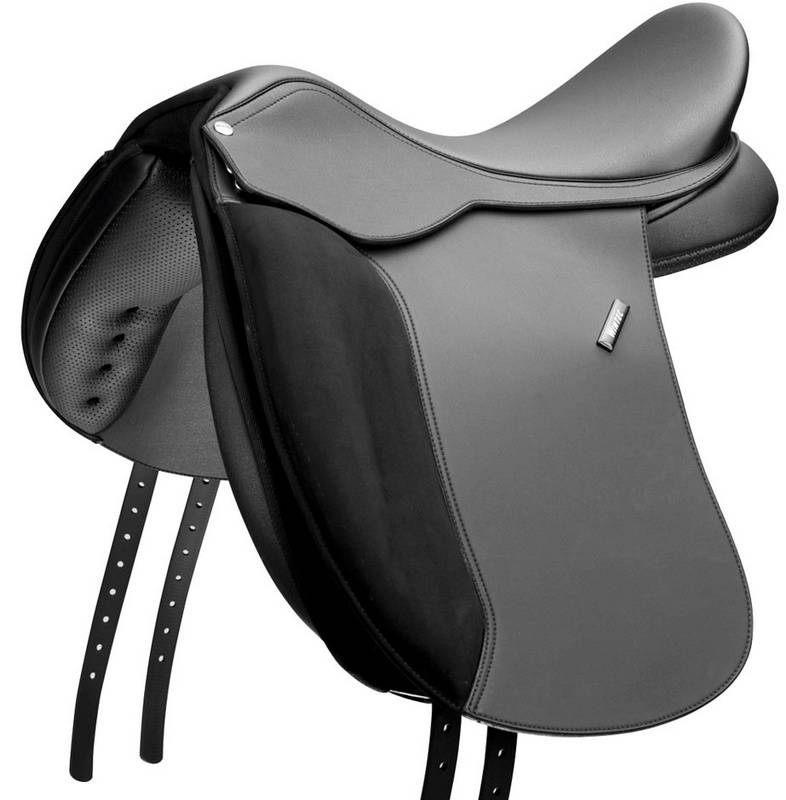 Wintec New Wide Flocked Dressage Saddle