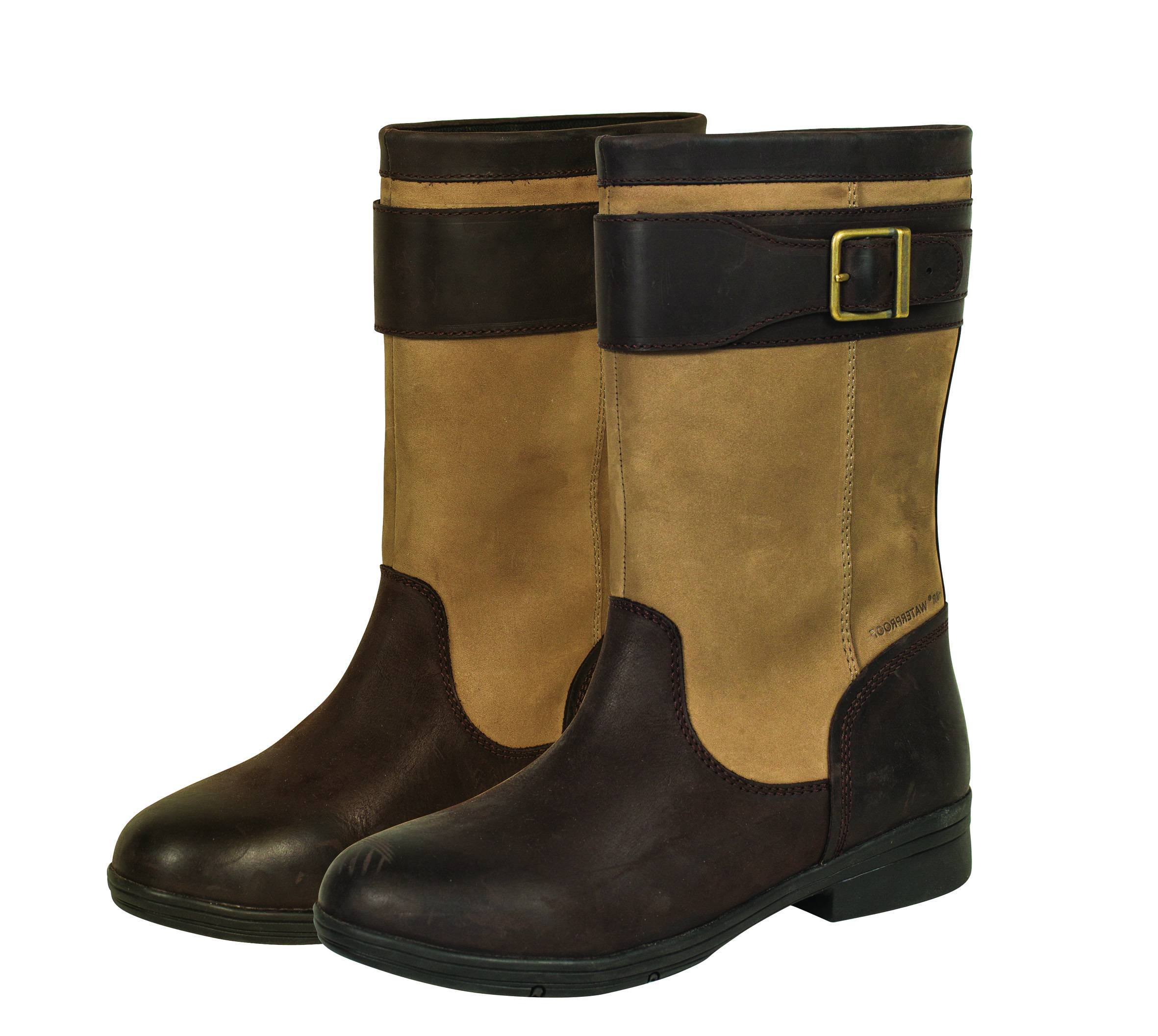 EXCLUSIVE CLOSEOUTS! Dublin Ladies Estuary Mid-Boots