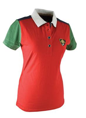 Pessoa Thiara Polo Shirt - Ladies, Short Sleeve