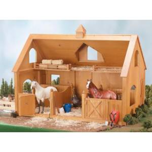 Breyer Deluxe Barn with Cupola