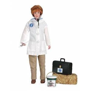 Breyer - Veterinarian with Vet Kit 8