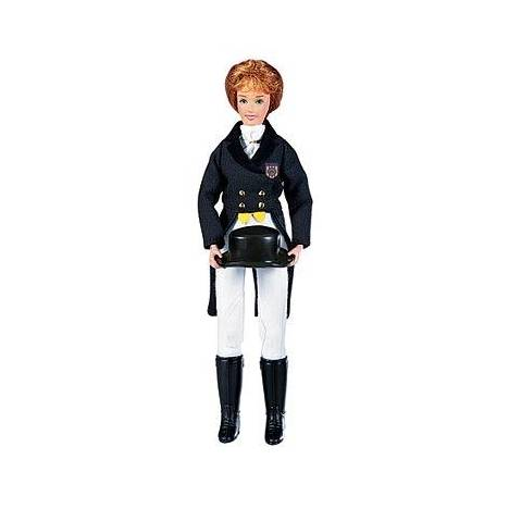 "Breyer - Megan - Dressage Rider 8"" Figure"