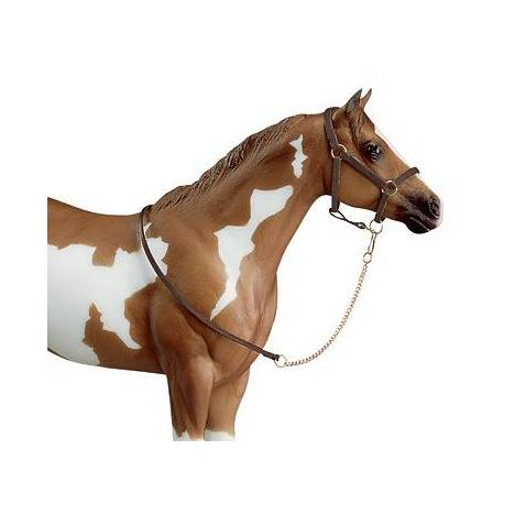 Breyer - Leather Halter with Lead Chain