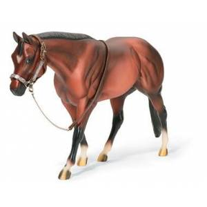 Breyer - Western Stock Show Halter with Lead