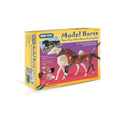 Breyer - Paint Your Own Horse Activity Kit