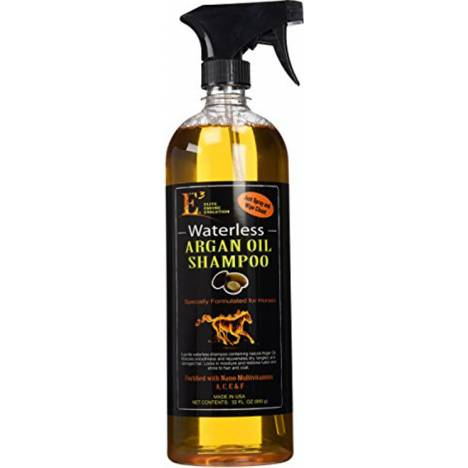 E3 Argan Oil Waterless Shampoo