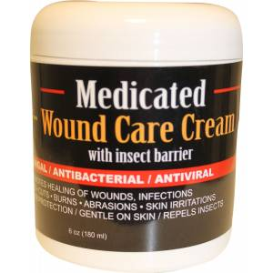 E3 Medicated Wound Cream