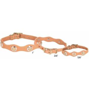 Weaver Lone Star Legend Leather Collar