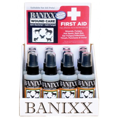 BANIXX Wound Care Trial Size