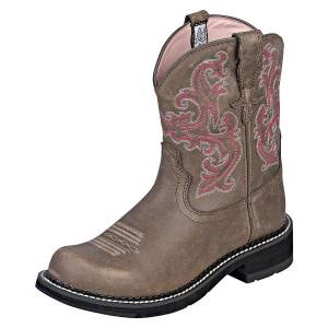 Ariat Ladies Fatbaby II Western Boot